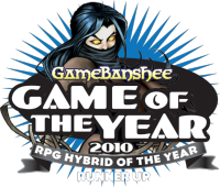 RPG Hybrid of the Year Runner Up