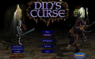 Din's Curse - screenshot