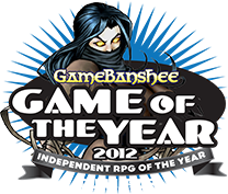 Independent RPG of the Year Runner-up